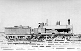 LNWR Improved Precedent Class - No. 1194 Miranda