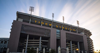 Tiger Stadium (LSU) Football stadium at Louisiana State University