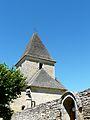 La Cassagne église clocher.JPG