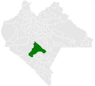 La Concordia, Chiapas Municipality in Chiapas, Mexico