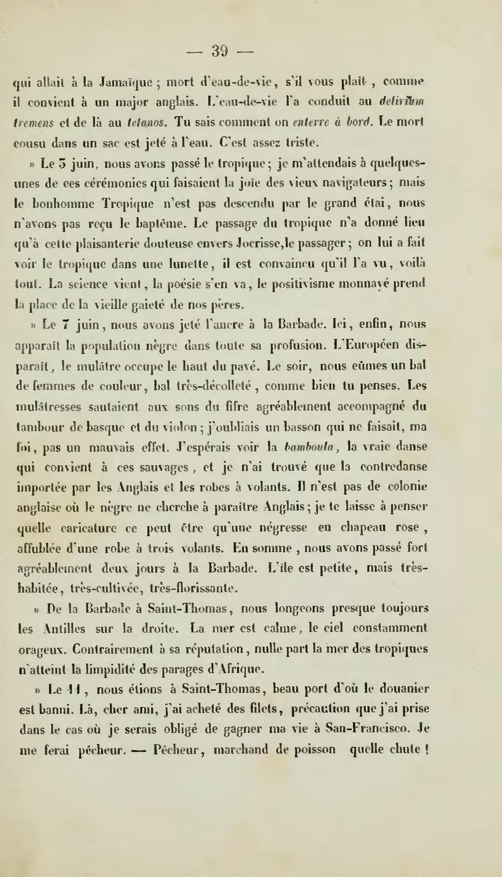 Page La Madelene Le Comte Gaston De Raousset Boulbon Sa Vie Et