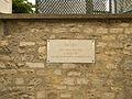 La Maison de Dalida - Bute Montmartre (Paris) commemoration plate.jpg