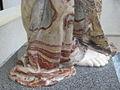 La Nature se dévoilant a la Science, Musée d'Orsay, detail of foot by emilee rader.jpg