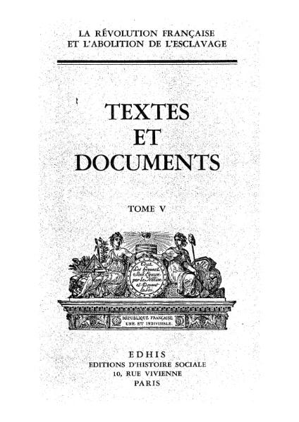 File:La Révolution française et l'abolition de l'esclavage, t5.djvu