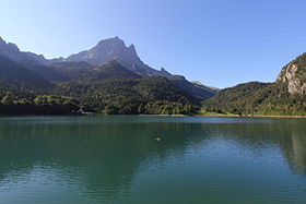 Image illustrative de l'article Lac de Bious-Artigues
