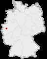 Lage der Stadt Ratingen in Deutschland.png