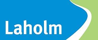 Laholm Municipality - Image: Laholm CMYK