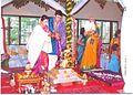 Lajahome in Hindu wedding.jpg