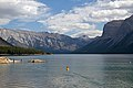 Lake Minnewanka (8034047975).jpg