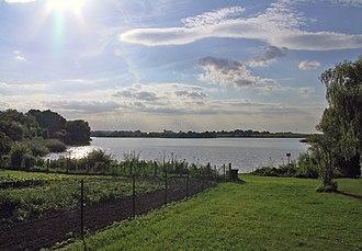 Angermünde - Image: Lake de muendesee