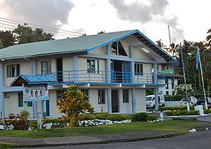 Lami, Fiji - Police Station, Lam, Fiji