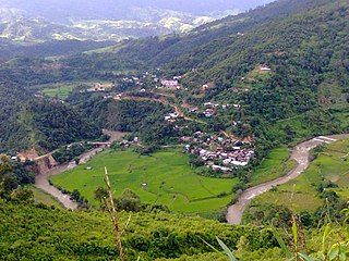 Lamlang, Ukhrul Village in Manipur, India