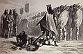 """Las Glorias Nacionales, 1852 """"La justicia de Viriato. Así perezcan los esclavos de los romanos"""". (4013948352).jpg"""