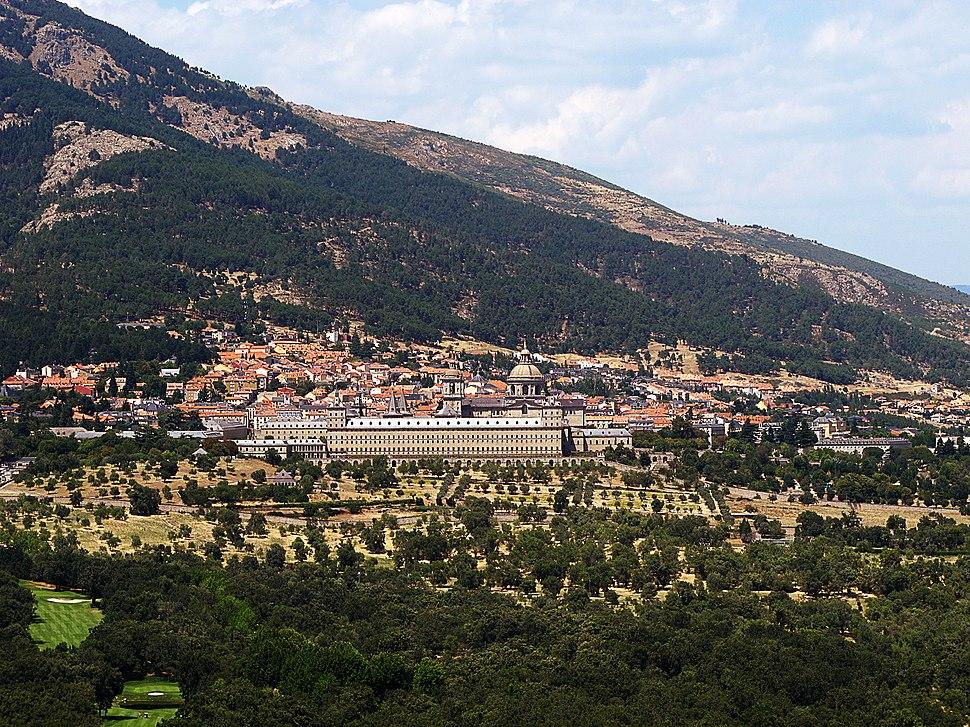 Las vistas desde la silla de Felipe II (14870577465)