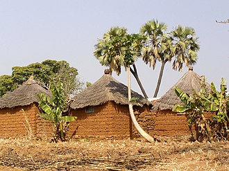 Lama-Kara - Local houses
