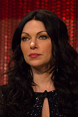 Laura Prepon w 2014 roku, podczas imprezy promującej serial Orange Is the New Black'