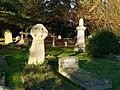 Laverstock - Cemetery - geograph.org.uk - 1713176.jpg