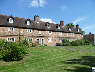 Lawrence Campe - Lawrence Campe Almshouses