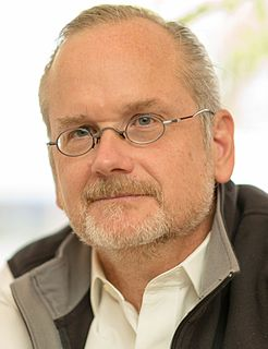 Lawrence Lessig American academic, political activist