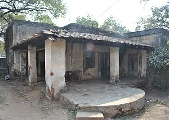 Lakshminath Bezbaroa - Lakshimath Bezbaruah was residing with his parents in the house located near Mandela Chowck, Sambalpur, Odisha from 1878 to 1938. Odhisa Government is planning this house to his museum.