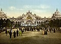 Le Chateau d'eau and plaza, Exposition Universal, 1900, Paris, France.jpg