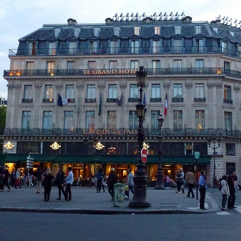 Grand Hotel Caf Ef Bf Bd Saint Chaffrey