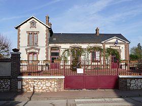 """Résultat de recherche d'images pour """"Le Mesnil-Simon mairie"""""""