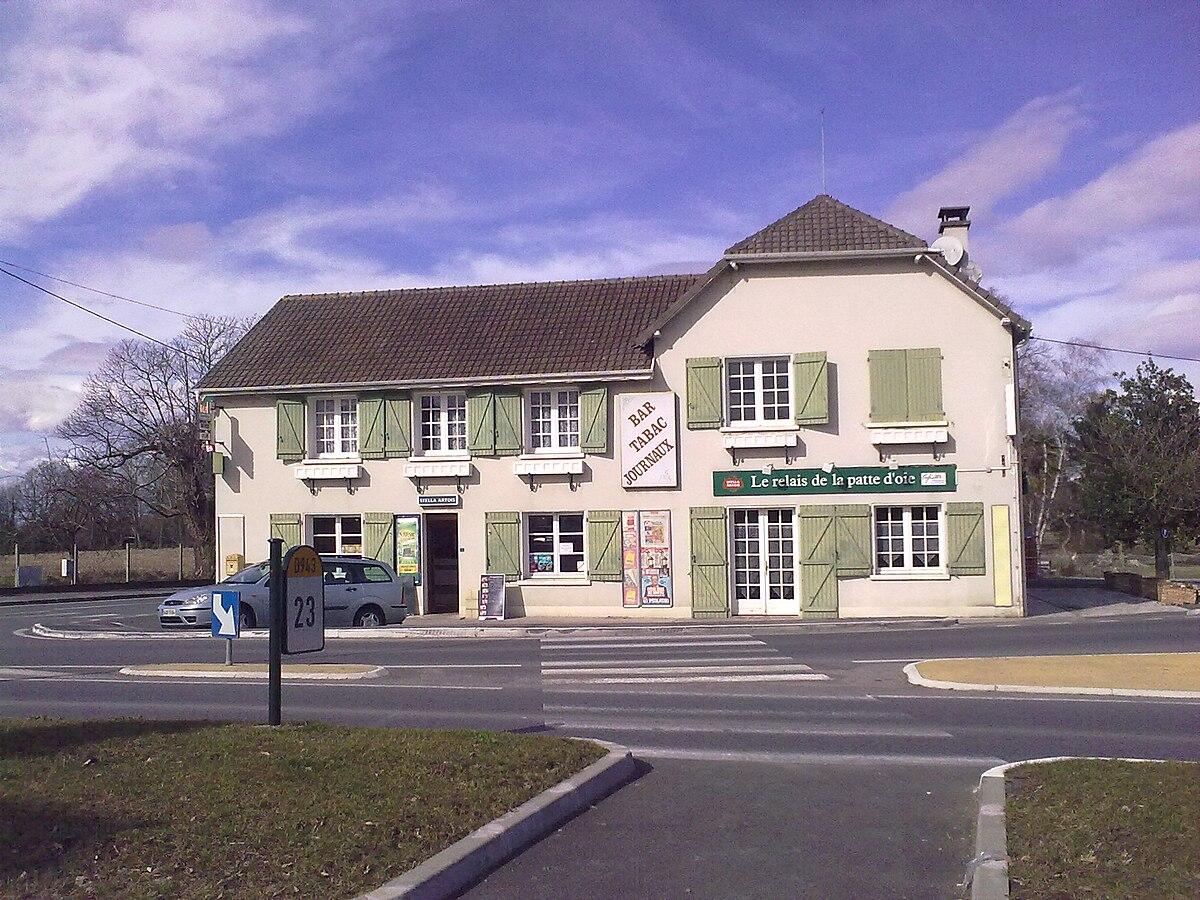 Cafe Tabac Saint Paul Des Landes