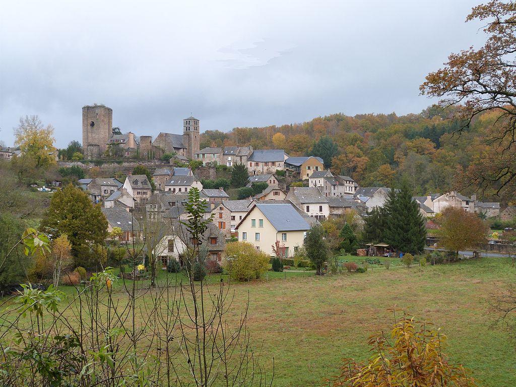Le village de Calmont.JPG