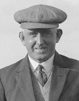 Trainer H.J.K. Leavey in 1930.