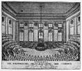 Lecture Hall of the Josephinian Military Academy, Vienna Wellcome M0008518.jpg