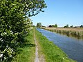 Leeds and Liverpool Canal southwest of Harker Farm. - geograph.org.uk - 1625651.jpg