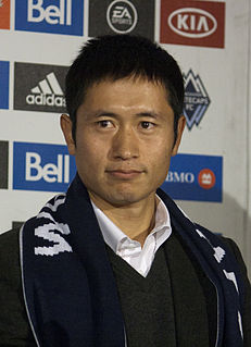 Lee Young-pyo South Korean footballer