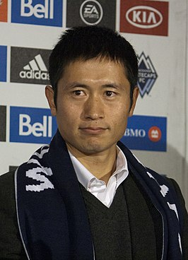 Lee bij Vancouver Whitecaps in 2011