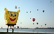 Leon hot air balloon festival 2010.jpg