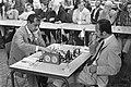 Leonid Stein tegen Lubomir Kavalek, Bestanddeelnr 922-6542.jpg