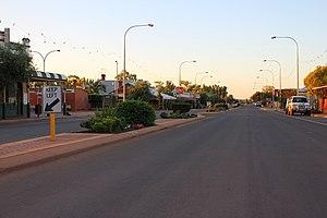 Leonora, Western Australia - Tower Street, Leonora