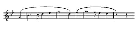 Liaison d'expression ou legato