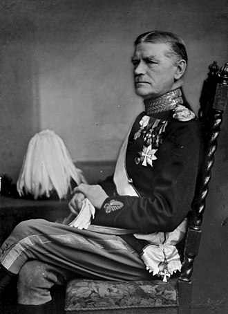 Generalkommandoen - Image: Lieutenant general Anders Gjedde Nyholm