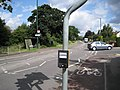 Light-controlled crossing, Tachbrook Road, Whitnash - geograph.org.uk - 1453451.jpg
