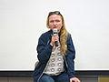 Lila Tretikov - Wikimedia ED - May 2014 08.jpg