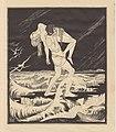 Lilien Ephraim Moses, Potop, 1923.jpg