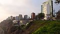 Lima, Peru City -- Skyline (Miraflores).jpg