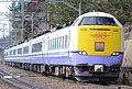 Limited express hakucho 485-3000 bandai.JPG