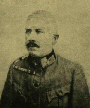 Béla Linder - Béla Linder in 1918