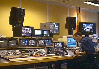 Post-production - A video editing suite