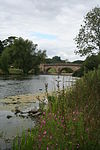 Lion Bridge Burghley.JPG