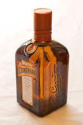 Bottiglia di Cointreau