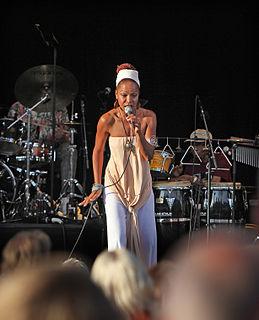 Lisa Simone American singer, composer and actress (born 1962)