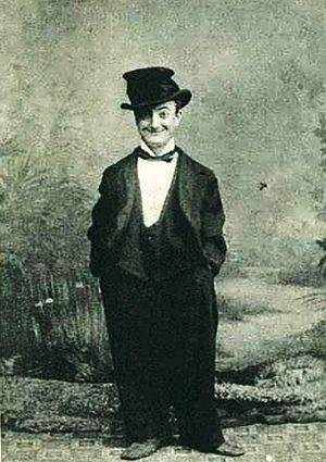 Little Tich - Little Tich in 1893